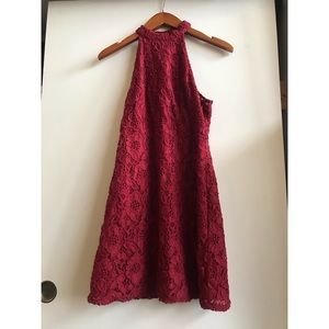 Red Abercrombie Dress